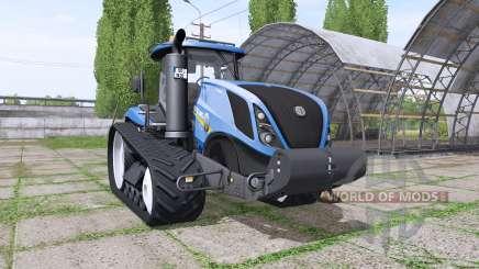 New Holland T7.315 TerraTrac v1.2 para Farming Simulator 2017