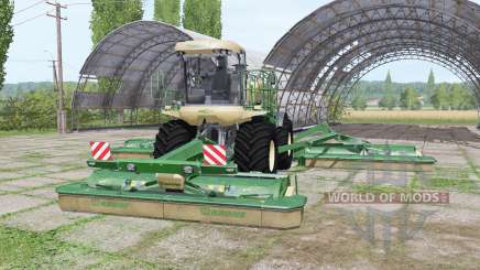 Krone BiG M 500 v2.4.1 para Farming Simulator 2017
