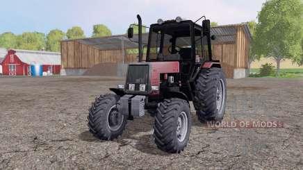 MTZ 820.2 Bielorrússia para Farming Simulator 2015