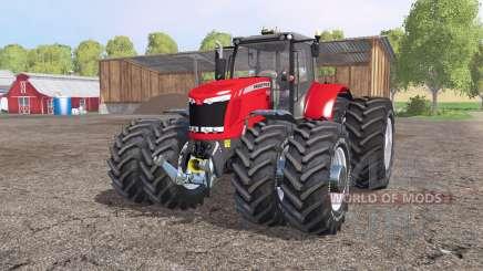 Massey Ferguson 7622 v2.6 para Farming Simulator 2015