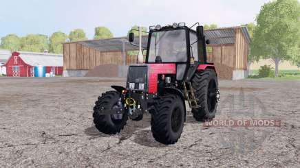 MTZ 892 Bielorrússia para Farming Simulator 2015