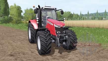 Massey Ferguson 6714 S para Farming Simulator 2017