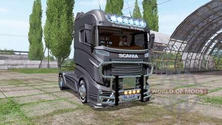Scania R1000 para Farming Simulator 2017