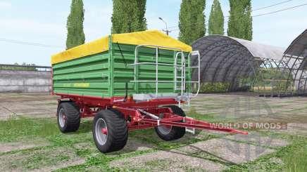 Strautmann SZK 1402 v1.1 para Farming Simulator 2017
