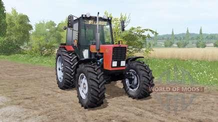 MTZ Bielorrússia 82.1 para Farming Simulator 2017
