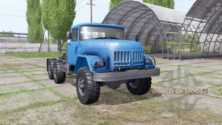 ZIL 131 v2.1 para Farming Simulator 2017