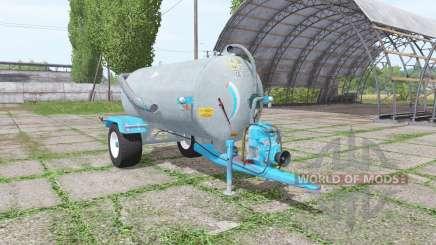 Pomot Chojna T507-6 para Farming Simulator 2017