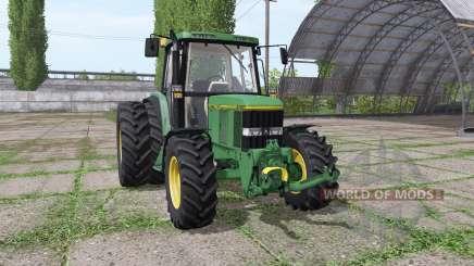 John Deere 6100 para Farming Simulator 2017