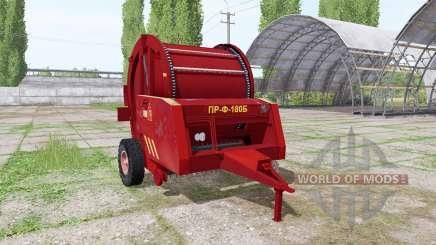 PR-F-180Б para Farming Simulator 2017