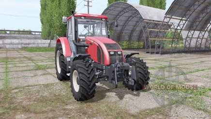 Zetor Forterra 11741 v1.5.3 para Farming Simulator 2017