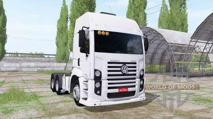Volkswagen Constellation tractor 19-320 para Farming Simulator 2017