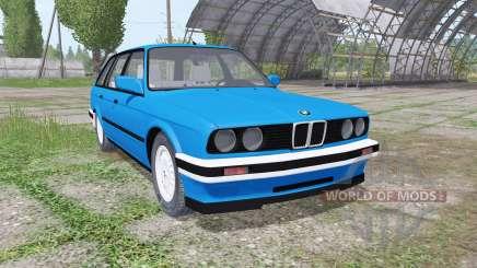 BMW 325iX touring (E30) 1988 para Farming Simulator 2017