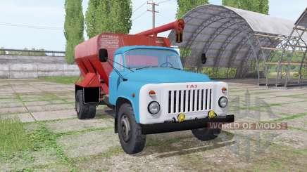 GAZ 53 ZSK v1.5 para Farming Simulator 2017