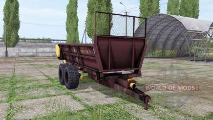 PRT 7A para Farming Simulator 2017