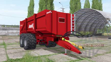 Jeantil GM 180 para Farming Simulator 2017