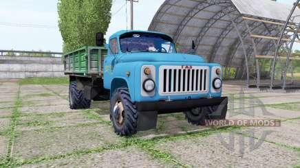 GAZ 53 para Farming Simulator 2017