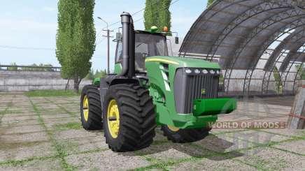 John Deere 9630 v2.0 para Farming Simulator 2017