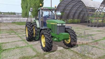 John Deere 7410 para Farming Simulator 2017