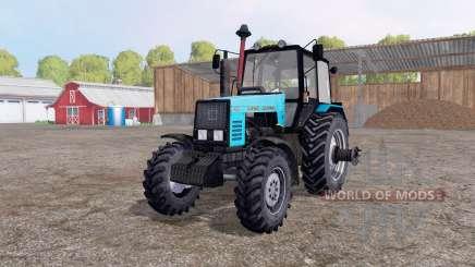 MTZ-1221 Bielorrússia para Farming Simulator 2015