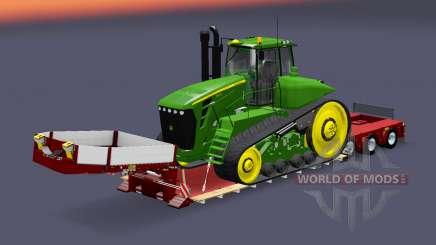 Doll Vario 3-axle v6.3 para Euro Truck Simulator 2