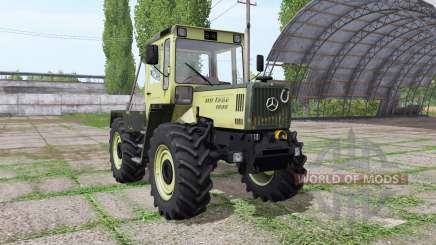 Mercedes-Benz Trac 1000 para Farming Simulator 2017