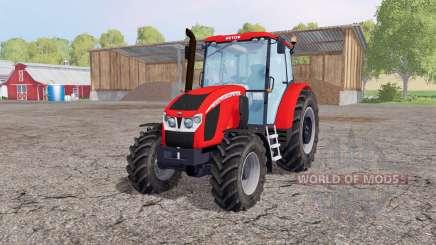 Zetor Forterra 100 HSX front loader para Farming Simulator 2015