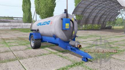 Galucho CG para Farming Simulator 2017