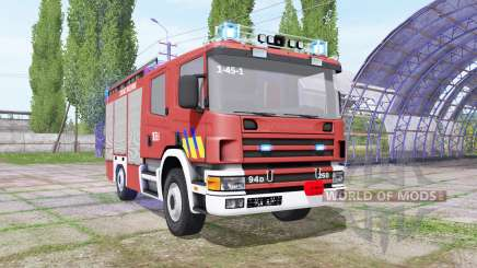 Scania 94D 260 autopompe belge para Farming Simulator 2017