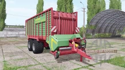 Strautmann Tera-Vitesse CFS 4601 DO para Farming Simulator 2017