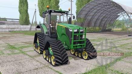 John Deere 7200R QuadTrac para Farming Simulator 2017