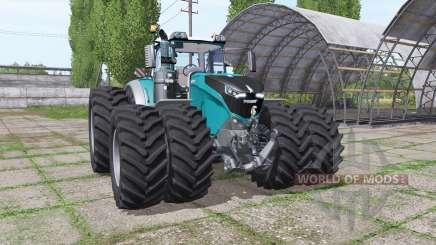 Fendt 1050 Vario v1.8 para Farming Simulator 2017