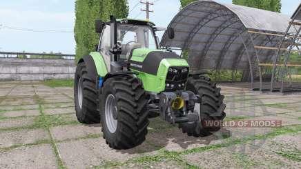 Deutz-Fahr Agrotron 7230 TTV v1.2 para Farming Simulator 2017