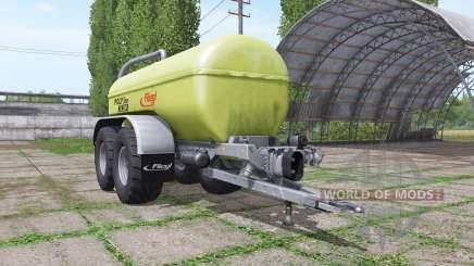Fliegl Poly Line 18.500 para Farming Simulator 2017