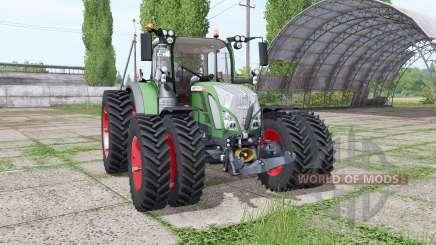 Fendt 714 Vario SCR para Farming Simulator 2017