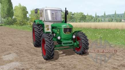Deutz D80 para Farming Simulator 2017