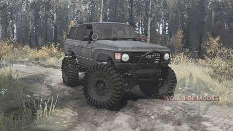 Toyota Land Cruiser 60 edit Campicompeticion para Spintires MudRunner