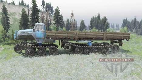 Ural 5920 para Spin Tires