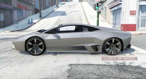 Lamborghini Reventon 2008 para BeamNG Drive