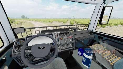 Os Montes Urais, O Taganay para Euro Truck Simulator 2