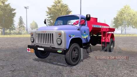52 GÁS Inflamável para Farming Simulator 2013