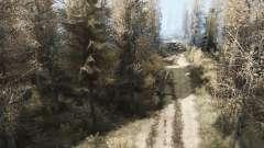 Raked caminhos