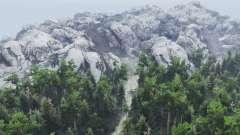 Gorge mamute