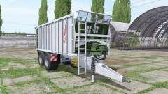 Fliegl Gigant ASW 271 v2.2 para Farming Simulator 2017
