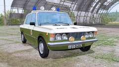 Fiat 125p 1982 Volkspolizei