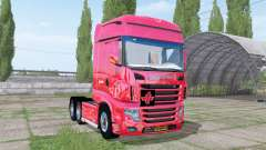 Scania R700 Evo tielbeke
