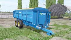 West 12t para Farming Simulator 2017