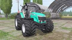 Massey Ferguson 8730 para Farming Simulator 2017