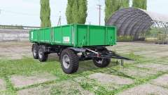 Kroger Agroliner HKD para Farming Simulator 2017