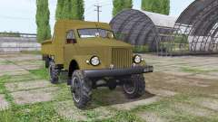 GÁS 63 1948 para Farming Simulator 2017