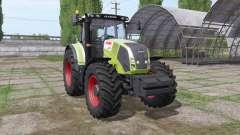 CLAAS Axion 830 para Farming Simulator 2017